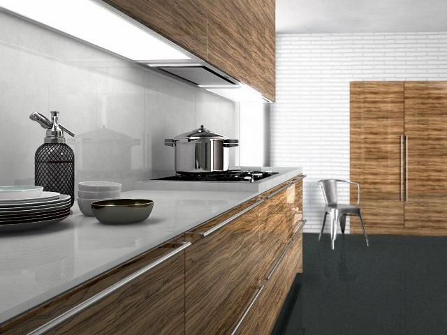 Bekannt Preis einer Küchenarbeitsplatte aus Granit, Keramik, QuarzGröbner TR51