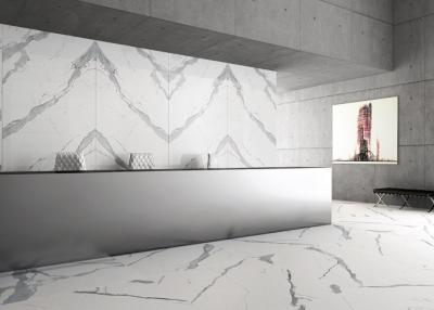 Statuario extra whit Duschwandplatten