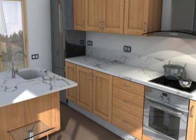 Aura Küchenarbeitsplatten