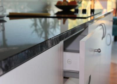 Black cosmic Küchenarbeitsplatten
