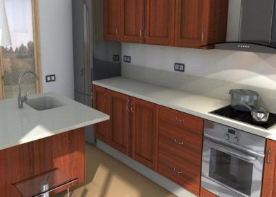Blanco capri Küchenarbeitsplatten