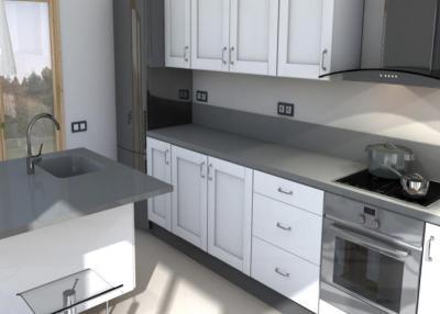 Blaze Küchenarbeitsplatten