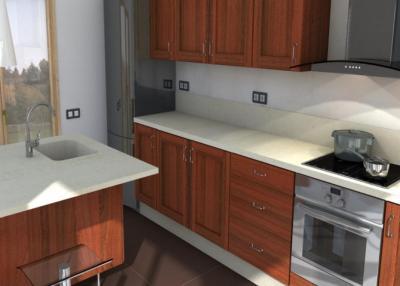 Dove Küchenarbeitsplatten