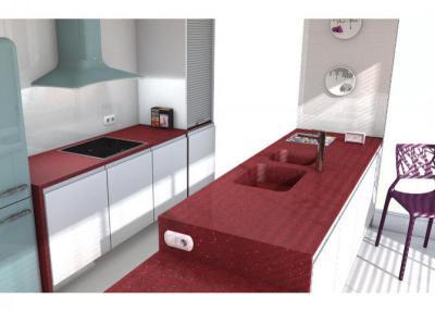 Eros stellar Küchenarbeitsplatten