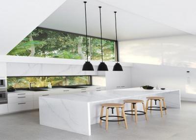 Eternal calacatta go Küchenarbeitsplatten