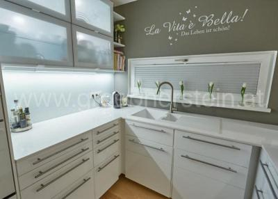 Iconic white - Silestone