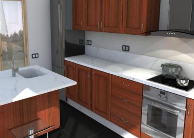 Kairos Küchenarbeitsplatten