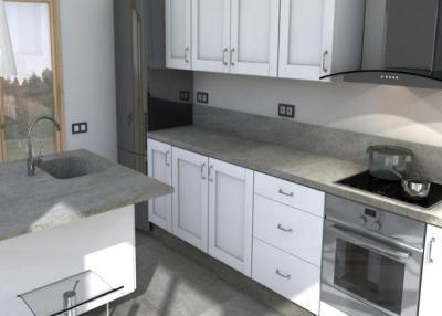 Keon Küchenarbeitsplatten