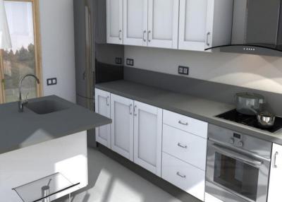 g nstige k chenarbeitsplatte aus korus gr bner. Black Bedroom Furniture Sets. Home Design Ideas
