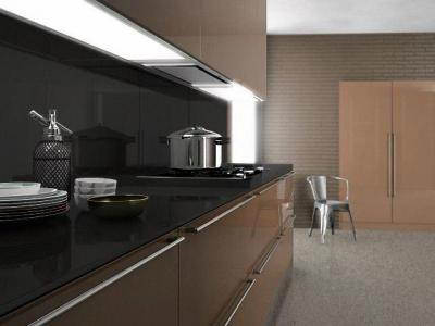 Negro Tebas Küchenarbeitsplatten
