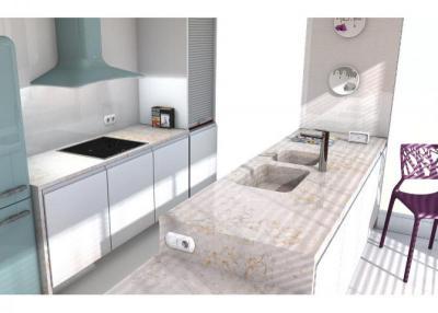 Pulsar Küchenarbeitsplatten