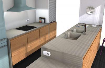 Sirocco Küchenarbeitsplatten