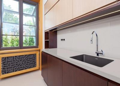 Splendor poliert Küchenarbeitsplatten