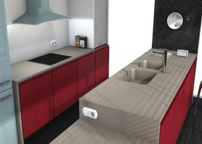 Strato Küchenarbeitsplatten