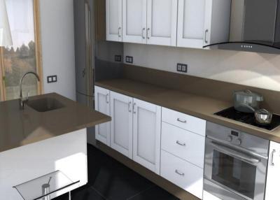 Unsui Küchenarbeitsplatten