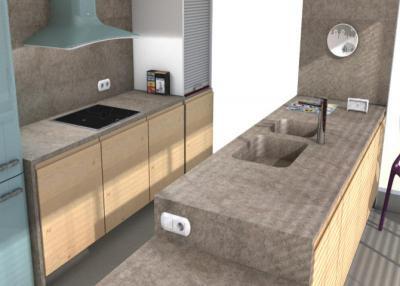 Vegha Küchenarbeitsplatten