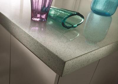 White diamond Küchenarbeitsplatten