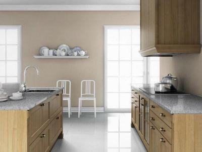 White platinum Küchenarbeitsplatten