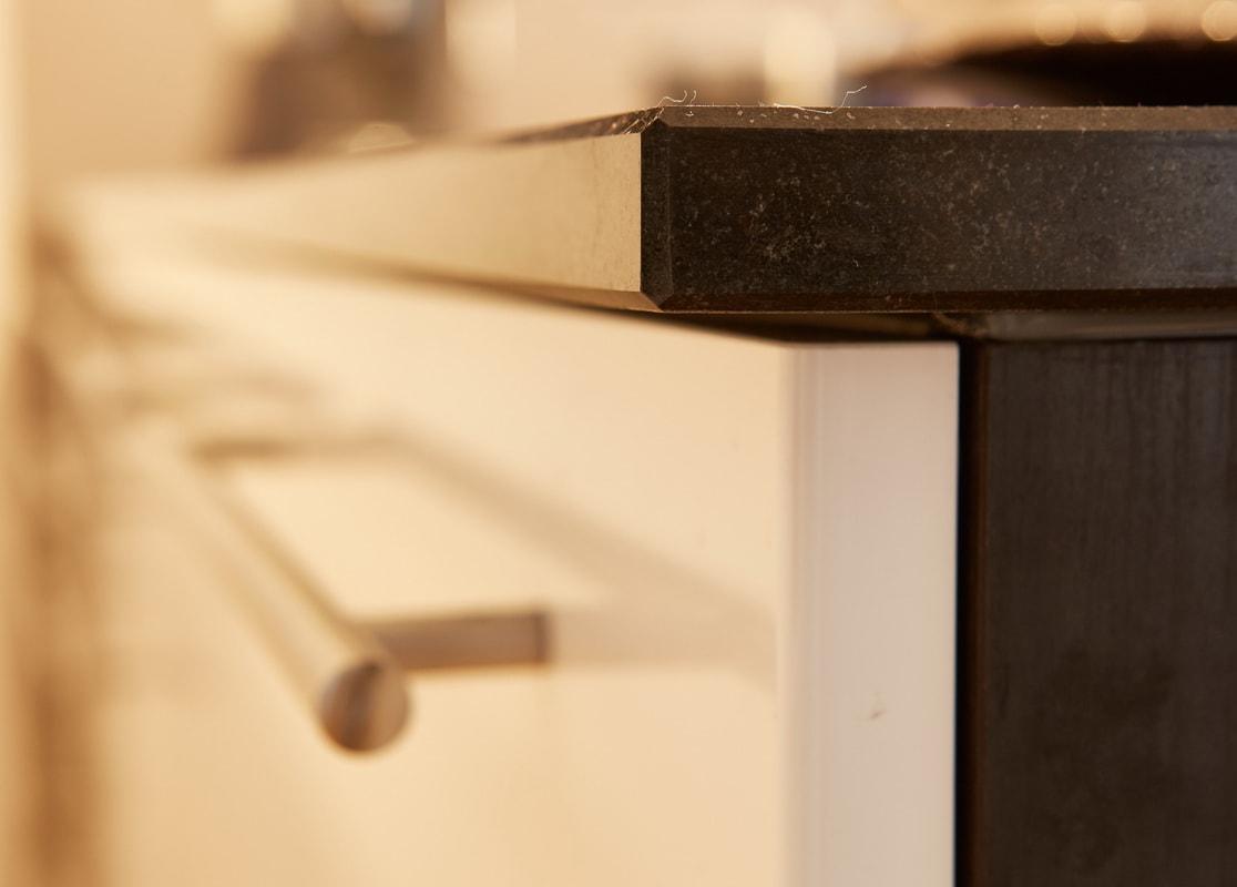 Naturstein Küchenarbeitsplatte
