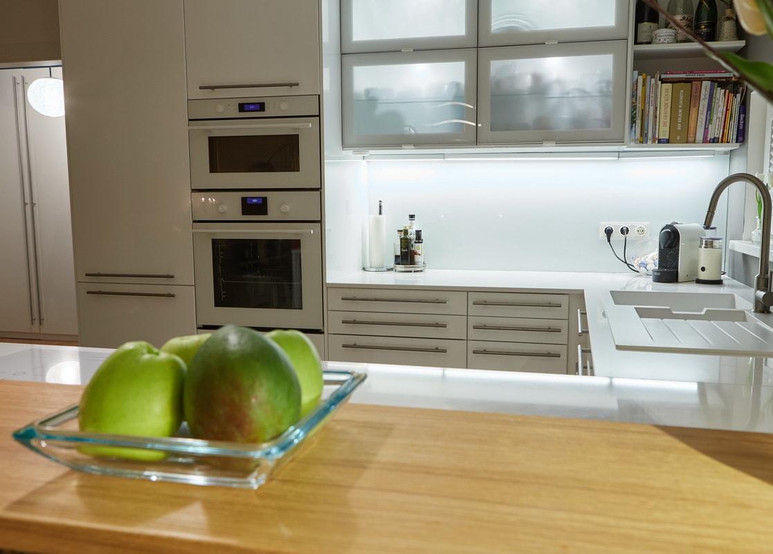 Silestone Küchenarbeitsplatte
