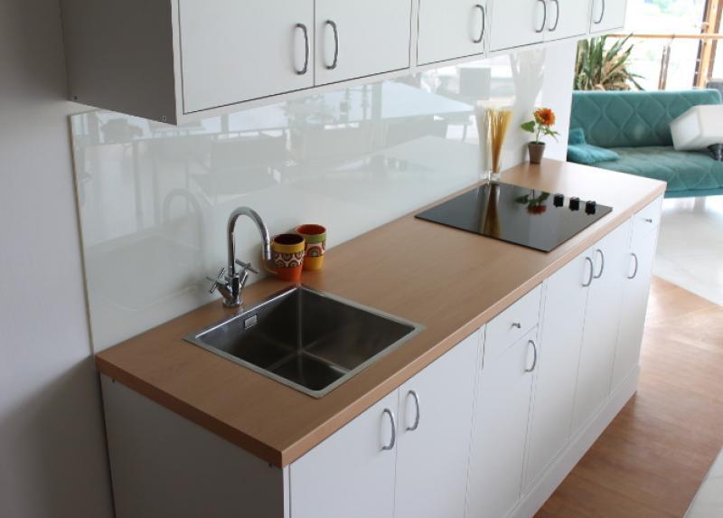 Gunstige kuchenarbeitsplatten aus ellmau buche h 1582 for Günstige küchenarbeitsplatten