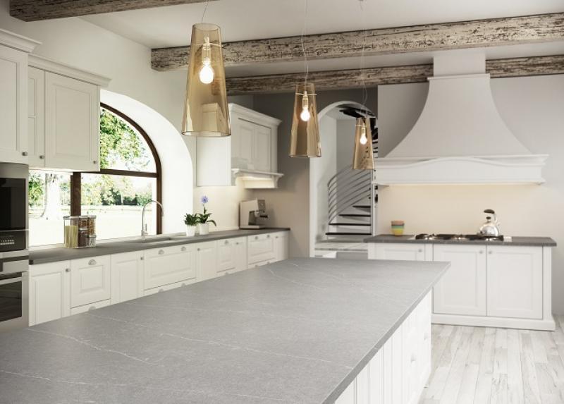 g nstige k chenarbeitsplatten aus eternal serena gr bner. Black Bedroom Furniture Sets. Home Design Ideas