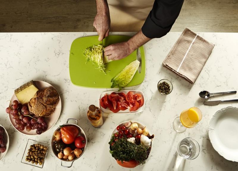 Gunstige kuchenarbeitsplatten aus lyra grobner for Günstige küchenarbeitsplatten