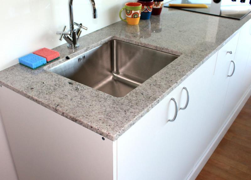 Naturstein Küchenarbeitsplatte New Cashmir
