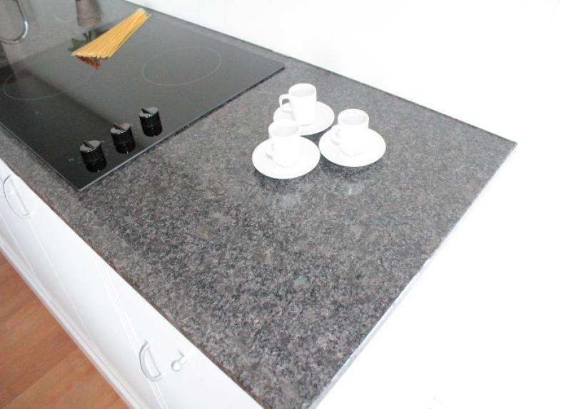 g nstige k chenarbeitsplatten aus steel grey. Black Bedroom Furniture Sets. Home Design Ideas