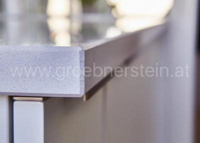 White Storm Küchenarbeitsplatten