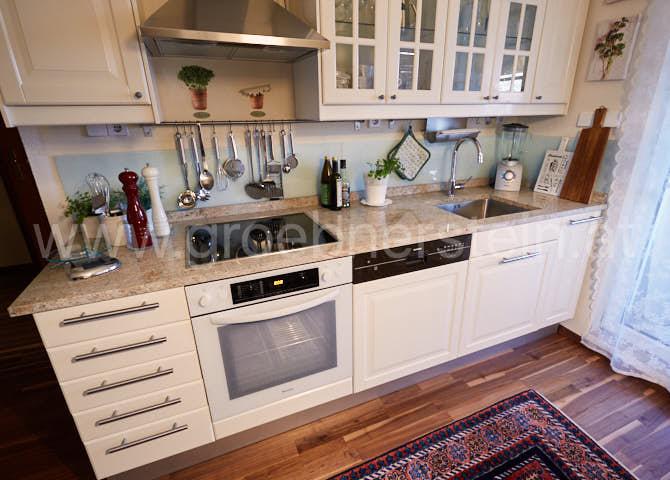 günstige Küchenarbeitsplatten aus Granit Silestone